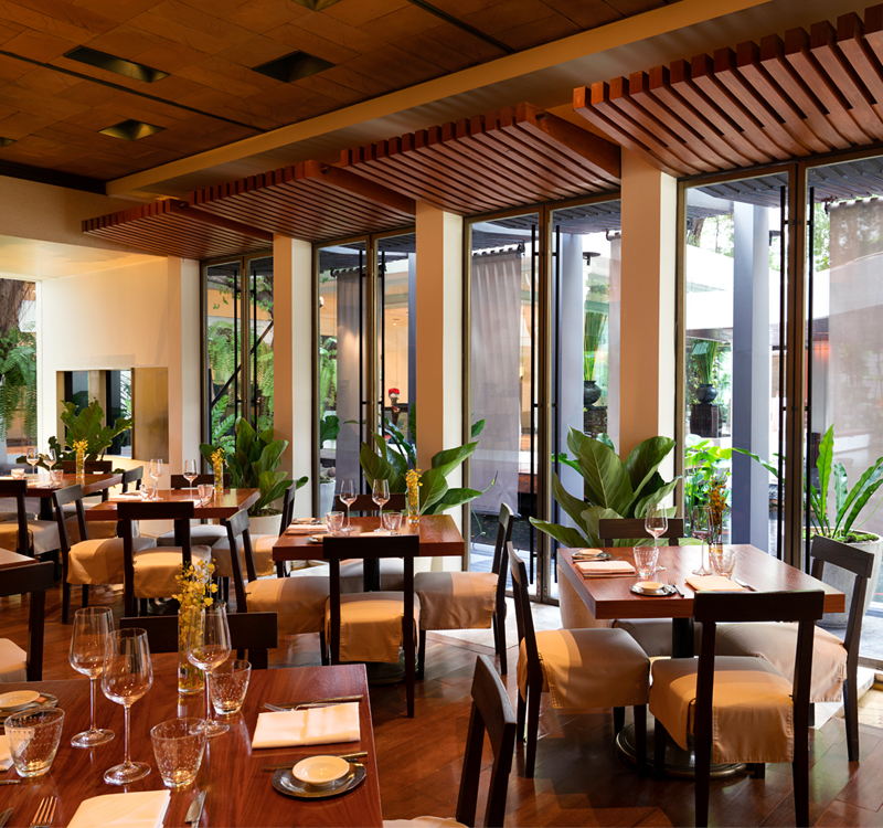 Italian Restaurants In Bangkok Biscotti Anantara Siam
